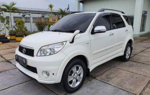 Dijual Mobil Toyota Rush S 2012 bekas murah, DKI Jakarta