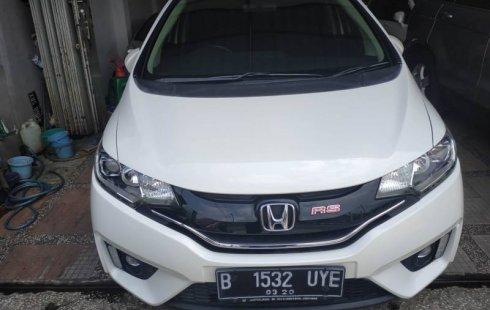 Jual mobil Honda Jazz RS 2015 terawat di Jawa Tengah