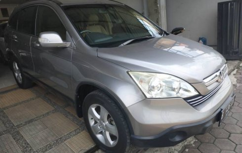 Jual mobil Honda CR-V 2.0 2009 harga murah di Jawa Tengah