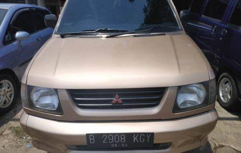 Jual mobil bekas murah Mitsubishi Kuda GLX 2001 di Jawa Tengah