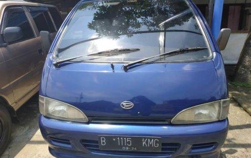 Jual mobil Daihatsu Zebra 1.3 Manual 1992 harga murah di Jawa Tengah
