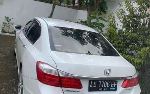 Mobil Honda Accord 2013 VTi-L terbaik di Jawa Tengah