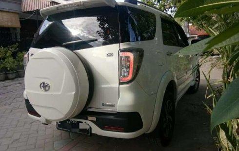 Jual mobil bekas murah Toyota Rush G 2017 di Jawa Timur