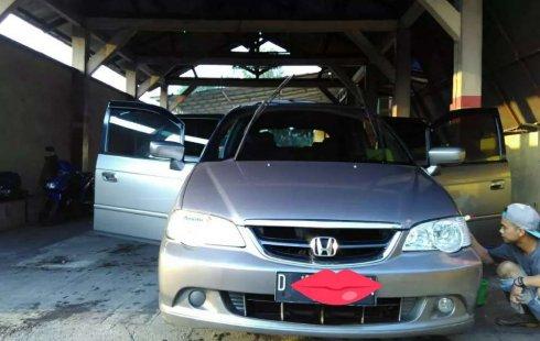 Jual cepat Honda Odyssey Absolute V6 automatic 2003 di Jawa Barat