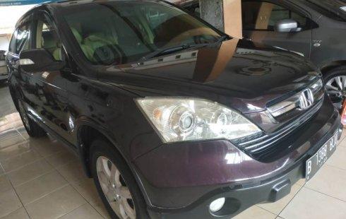 Jual mobil Honda CR-V 2.4 2008 harga murah di Jawa Tengah