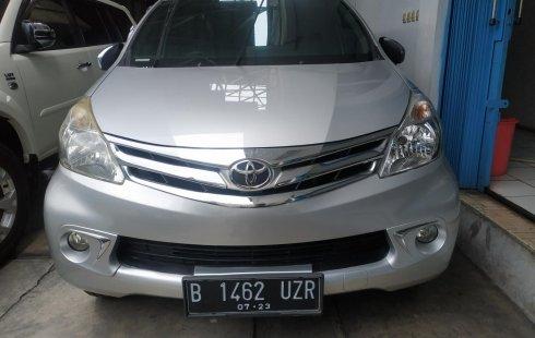 Jual mobil Toyota Avanza G MT 2013 terawat di Jawa Barat