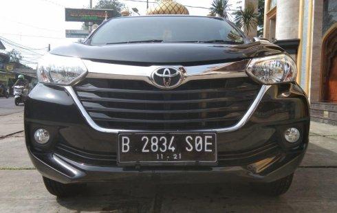 Mobil Toyota Avanza G 2016 dijual, Jawa Barat