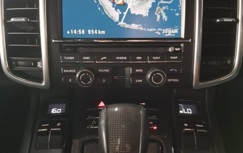 Jual mobil Porsche Cayenne 4.8 Turbo Coupe di DKI Jakarta