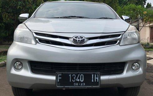 Jual mobil bekas murah  Toyota Avanza G 2012 di Jawa Barat