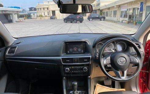 Mobil bekas Mazda CX-5 Skyactive 2.5 Urban Skyactive AT 2015 dijual, DKI Jakarta