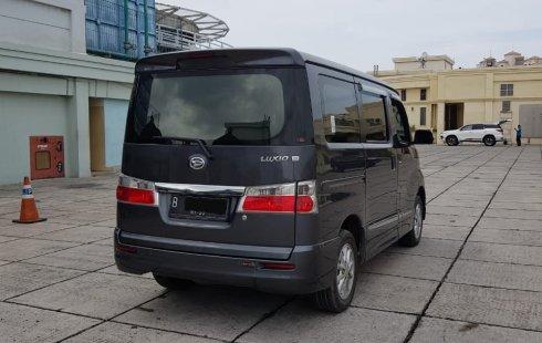 Dijual mobil Daihatsu Luxio X 2017 bekas terbaik, DKI Jakarta
