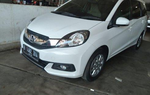 Jual mobil Honda Mobilio E Manual Tahun 2016 harga murah di Banten