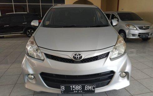 Dijual mobil bekas Toyota Avanza Veloz AT 2012, Jawa Barat
