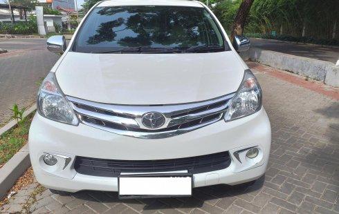 Jual mobil Toyota Avanza 1,3 G Automatic Tahun 2013 dengan harga terjangkau di DKI Jakarta