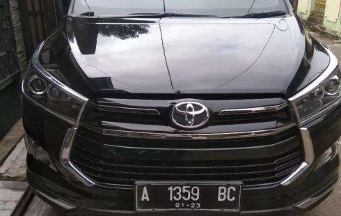 Jual cepat Toyota Venturer 2018 di Banten