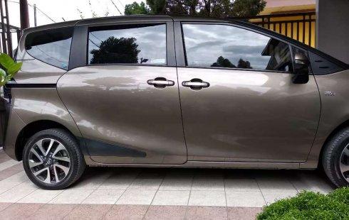 Jual mobil bekas murah Toyota Sienta V 2018 di Sumatra Utara