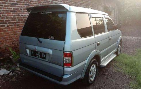Jual mobil bekas murah Mitsubishi Kuda Grandia 2003 di Jawa Timur