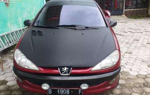 Mobil Peugeot 206 2001 terbaik di Kalimantan Timur