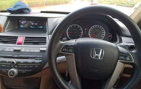 Mobil Honda Accord 2009 2.4 VTi-L dijual, DKI Jakarta