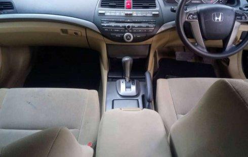 Jual cepat Honda Accord VTi 2010 di Jawa Tengah