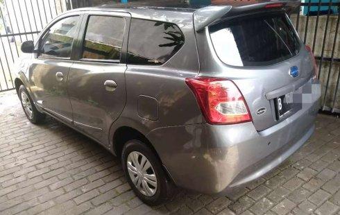 Jual cepat Datsun GO+ Panca 2015 di Banten