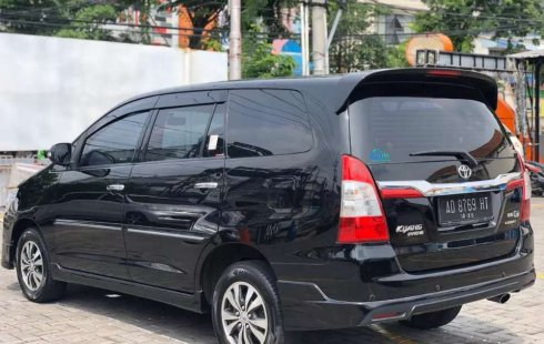 Jawa Tengah, Toyota Kijang Innova V Luxury 2015 kondisi terawat