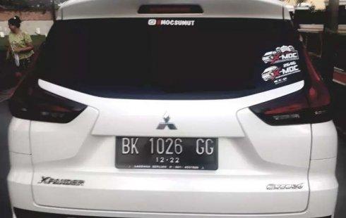 Jual mobil bekas murah Mitsubishi Xpander EXCEED 2017 di Sumatra Utara