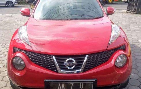 DIY Yogyakarta, jual mobil Nissan Juke RX 2012 dengan harga terjangkau