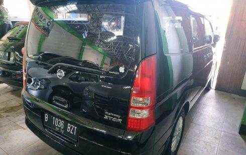 Jual mobil Nissan Serena Highway Star 2012 bekas di DKI Jakarta