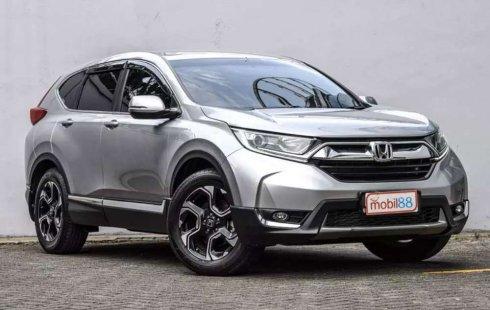 Banten, jual mobil Honda CR-V 1.5 VTEC 2017 dengan harga terjangkau