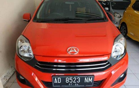 Jual cepat mobil Daihatsu Ayla X 2019 di DIY Yogyakarta