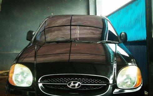 Jual mobil bekas murah Hyundai Atoz G 2004 di Sumatra Barat
