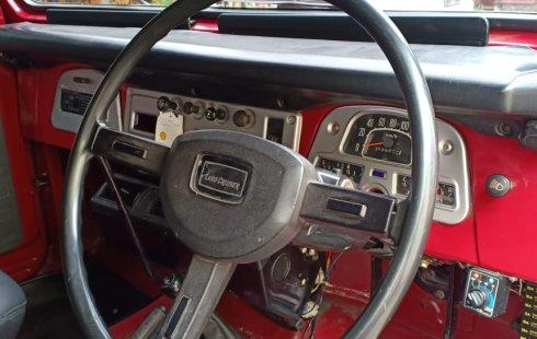 Dijual mobil bekas Toyota Land Cruiser Hardtop 3.9 Manual 1984, Jawa Tengah