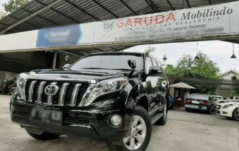 Dijual cepat mobil Toyota Land Cruiser Prado TX Limited 2.7 Automatic 2014, DKI Jakarta