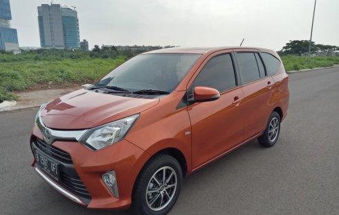 Jual Cepat Mobil Toyota Calya G 2017 di Jawa Barat