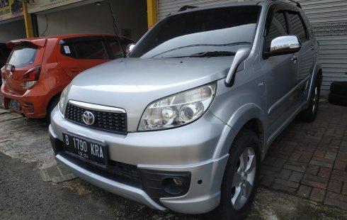Jual cepat mobil Toyota Rush 1.5 TRD Sportivo AT 2014 di Jawa Barat