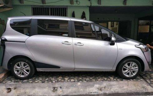 Jual mobil Toyota Sienta G 2017 bekas, DKI Jakarta