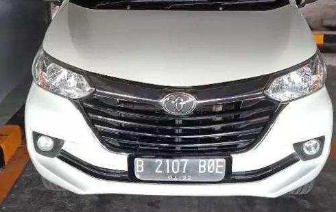 Mobil Toyota Avanza 2017 G terbaik di DKI Jakarta