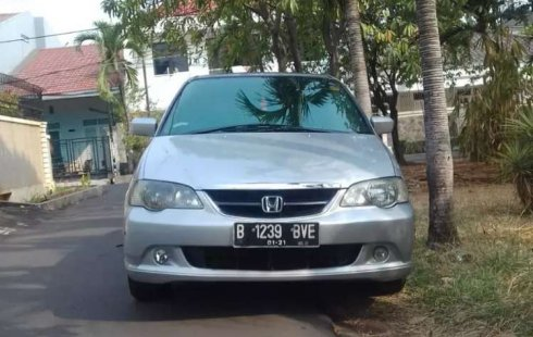 Jual mobil Honda Odyssey Absolute V6 automatic 2003 bekas, DKI Jakarta