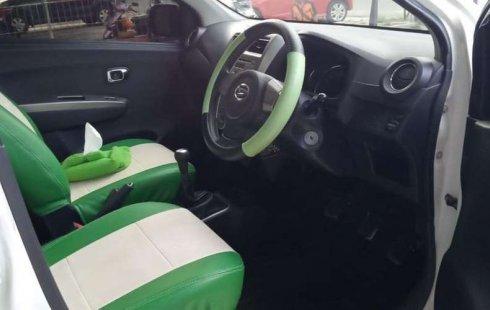 Daihatsu Ayla 2014 Lampung dijual dengan harga termurah