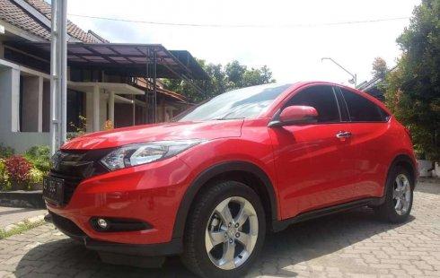 Jual cepat Honda HR-V E CVT 2018 di Jawa Tengah