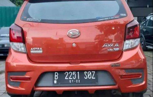 Jawa Barat, jual mobil Daihatsu Ayla X 2017 dengan harga terjangkau