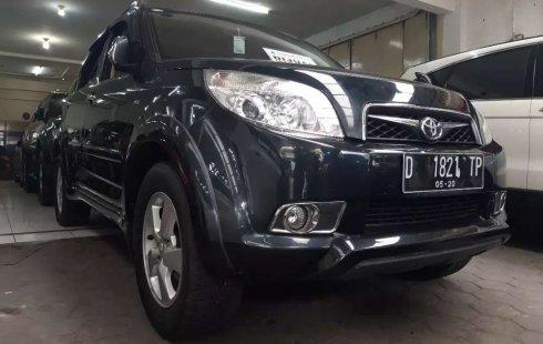 Jual cepat Toyota Rush G 2010 di Jawa Barat