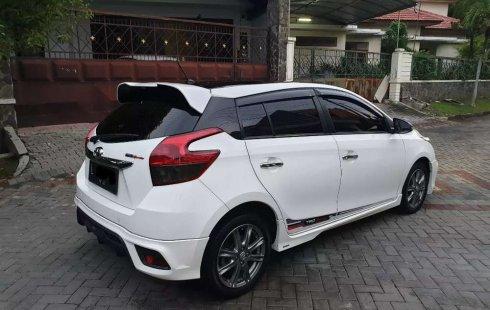 Jual mobil bekas murah Toyota Yaris S 2015 di Jawa Timur