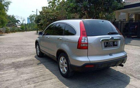 Mobil Honda CR-V 2007 2.4 dijual, DKI Jakarta