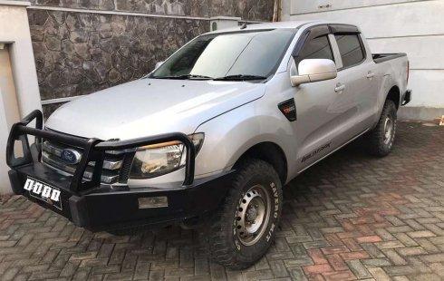 Mobil Ford Ranger 2012 Base dijual, Lampung
