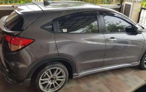 Jual cepat Honda HR-V E CVT 2017 di Sumatra Selatan