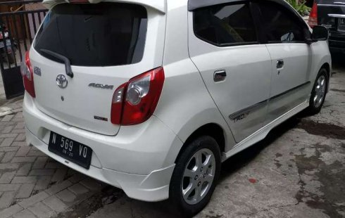 Mobil Toyota Agya 2015 TRD Sportivo terbaik di Jawa Timur
