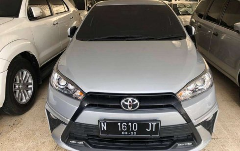 Jual Toyota Yaris TRD Sportivo 2017 harga murah di Jawa Timur