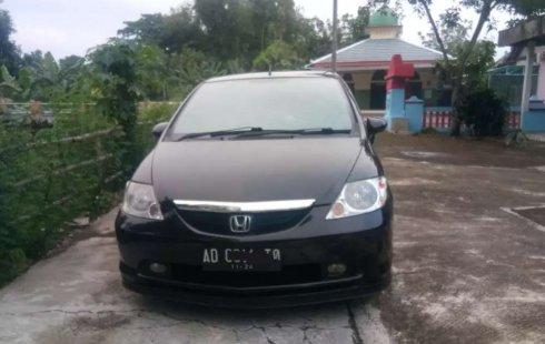 Jual mobil bekas murah Honda City i-DSI 2004 di Jawa Tengah